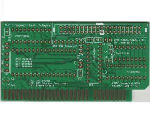 ISA-CompactFlash-Adapter-PCB-Front-r2b-1024-840
