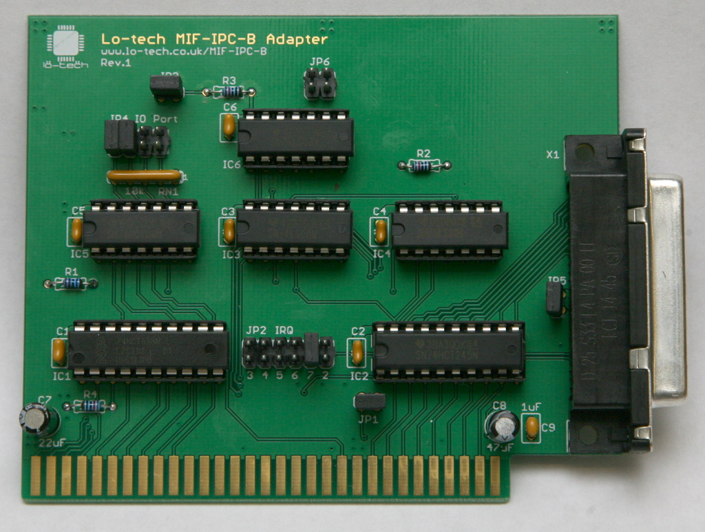 MIF-IPC-B-Prototype